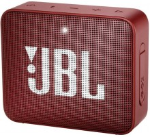 JBL Go2 Bluetooth speaker (Red)