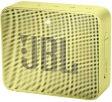 JBL Go2 Bluetooth speaker (Yellow)