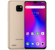 UleFone S11 (1GB,16GB,Gold)
