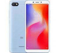 Xiaomi Redmi 6A (2GB,16GB,Blue)