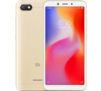 Xiaomi Redmi 6A (Gold,2GB,16GB)