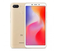 Xiaomi Redmi 6 (Gold,3GB,32GB)