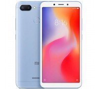 Xiaomi Redmi 6 (3GB,32GB,Blue)
