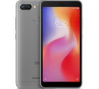 Xiaomi Redmi 6 (3GB,64GB,Grey)