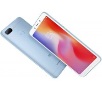 Xiaomi Redmi 6 (4GB,64GB,Blue)