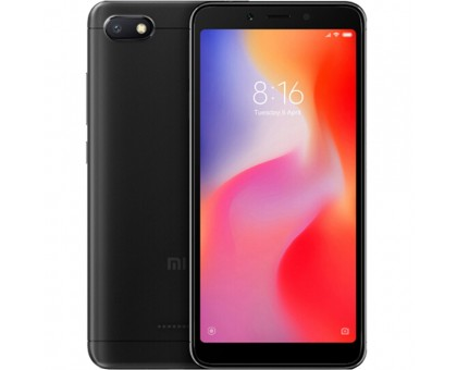Xiaomi Redmi 6A (2GB,32GB,Black)