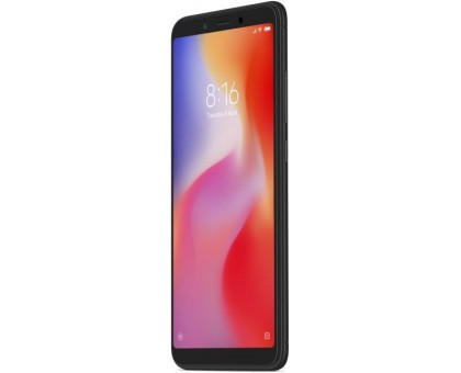 Xiaomi Redmi 6 (3GB,64GB,Black)