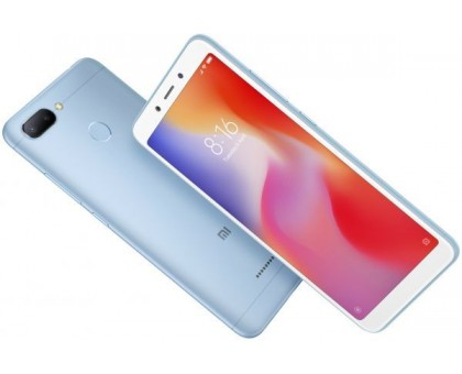 Xiaomi Redmi 6 (3GB,64GB,Blue)