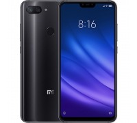 Xiaomi Mi 8 Lite (4GB,64GB,Midnight Black)