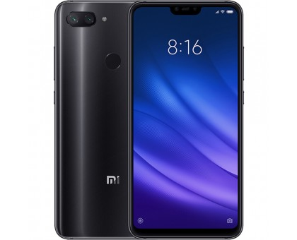 Xiaomi Mi 8 Lite (6GB,128GB,Midnight Black)
