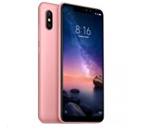 Xiaomi Redmi Note 6 Pro (4GB,64GB,Rose Gold)