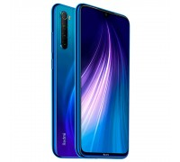 Xiaomi Redmi Note 8 (6GB,128GB,Neptune Blue)