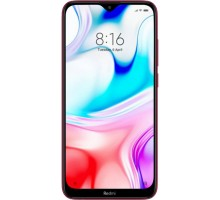 Xiaomi Redmi 8 (4GB,64GB,Ruby Red)