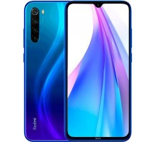 Xiaomi Redmi Note 8T (4GB,128GB,Starscape Blue)