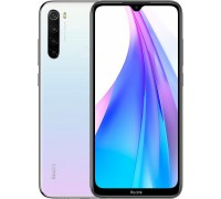 Xiaomi Redmi Note 8T (4GB,128GB,Moonlight White)