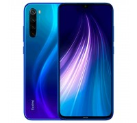 Xiaomi Redmi Note 8 (4GB,128GB,Neptune Blue)