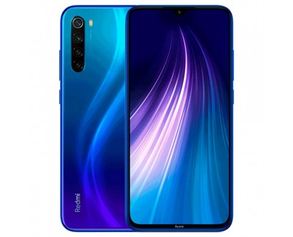 Xiaomi Redmi Note 8 (3GB,32GB,Neptune Blue)