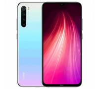 Xiaomi Redmi Note 8 (4GB,128GB,Moonlight White)
