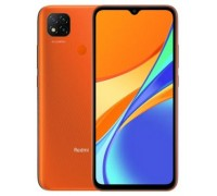 Xiaomi Redmi 9C (3GB,64GB,Sunrise Orange)