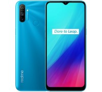 Realme C3 (3GB,64GB,Frozen Blue)