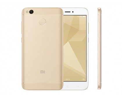 Xiaomi Redmi 4X (Gold,3GB,32GB)