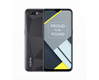 Realme C2 (2GB,32GB,Diamond Black)