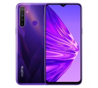 Realme 5 (4GB,128GB,Crystal Purple)