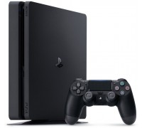 Sony PlayStation 4 Slim (500GB,Black)