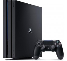 Sony PlayStation 4 Pro (1TB,Black)