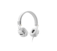 Marshall Major III Headphones (White)