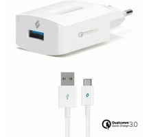 Ttec Speed Charger (White)