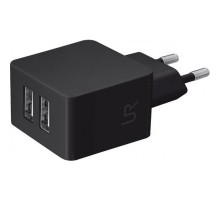 Trust Urban Revolt Dual Smart Wall Charger (Black)