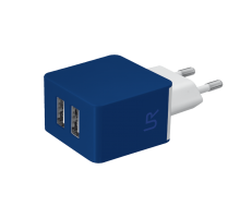 Trust Urban Revolt Dual Smart Wall Charger (Blue)