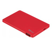 Trust 2200T Power Bank 2200mAh (Red)