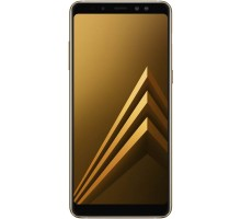 Samsung Galaxy A8 Plus 2018 (4GB,64GB,Gold)