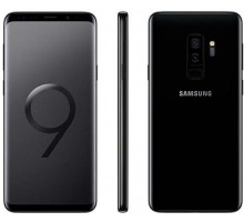 Samsung Galaxy S9 Plus Single sim (6GB,64GB,Midnight Black)