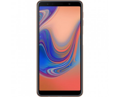 Samsung Galaxy A7 2018 (4GB,128GB,Gold)