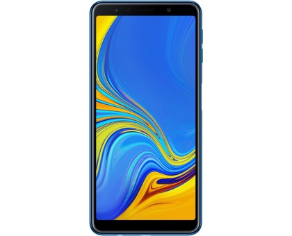 Samsung Galaxy A7 2018 (4GB,128GB,Blue)
