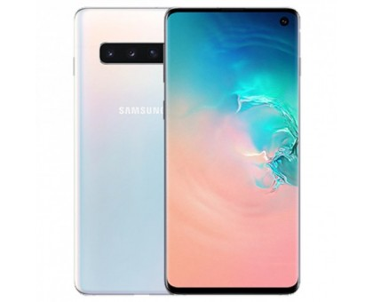 Samsung Galaxy S10 (8GB,128GB,Prism White)