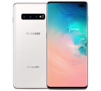 Samsung Galaxy S10 Plus (12GB,1TB,Ceramic White)
