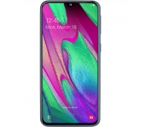 Samsung Galaxy A40 (4GB,64GB,Black)