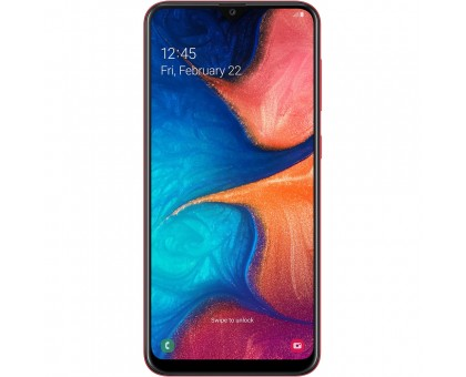Samsung Galaxy A20 (3GB,32GB,Red)
