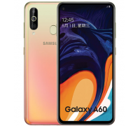 Samsung Galaxy A60 (6GB,128GB,Cocktail Orange)