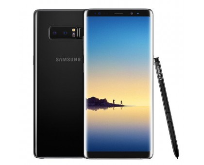 Samsung Galaxy Note 8 (6GB,64GB,Midnight Black)