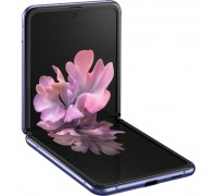 Samsung Galaxy Z Flip (8GB,256GB,Mirror Purple)