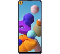 Samsung Galaxy A21s (4GB,64GB,Blue)