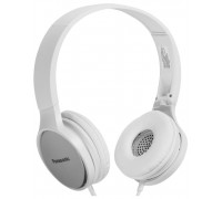 Panasonic RP-HF300GC-W On-Ear Headphones (White)