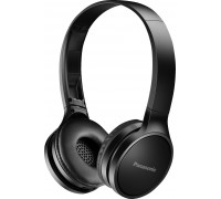 Panasonic RP-HF400BGC-K Over-Ear Headphones (Black)